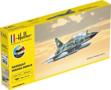 Mirage 2000 N - Starter Kit · HE 56321 ·  Heller · 1:72