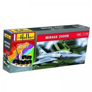 Mirage 2000 B · HE 56322 ·  Heller · 1:72