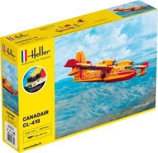Canadair CL-415 · HE 56370 ·  Heller · 1:72