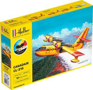 Canadair CL-215 · HE 56373 ·  Heller · 1:72