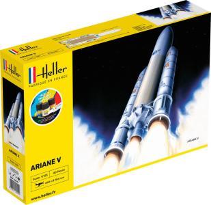 Ariane 5 - Starter Kit · HE 56441 ·  Heller · 1:125