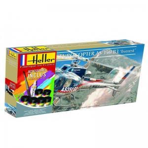 EUROCOPTER AS350 B3 Everest · HE 56488 ·  Heller · 1:48