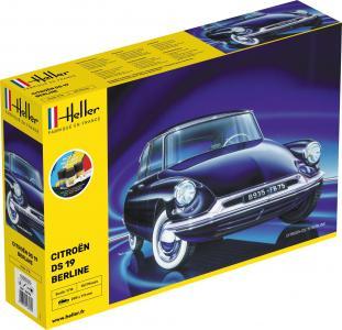 Citroen DS 19 - Starter Kit · HE 56795 ·  Heller · 1:16