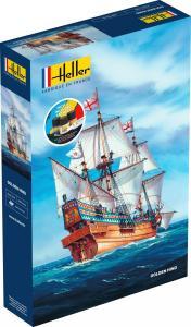 Golden Hind - Starter Kit · HE 56829 ·  Heller · 1:96