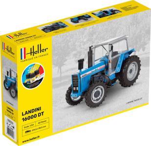 Landini 16000 DT - Starter Kit · HE 57403 ·  Heller · 1:24