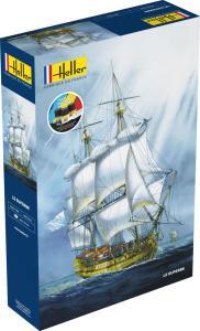 Le Superbe - Starter Kit · HE 58895 ·  Heller · 1:150