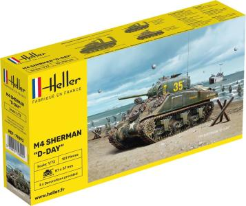 Sherman · HE 79892 ·  Heller · 1:72