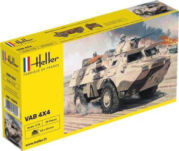 VAB 4X4 · HE 79898 ·  Heller · 1:72