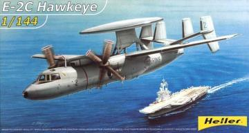 E-2C Hawkeye · HE 79911 ·  Heller · 1:144