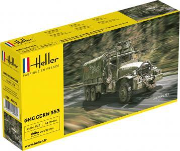 GMC CCKW 353 · HE 79996 ·  Heller · 1:72