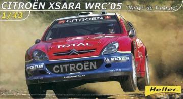 Citroen Xsara WRC´05 Rallye de Turquie · HE 80114 ·  Heller · 1:43