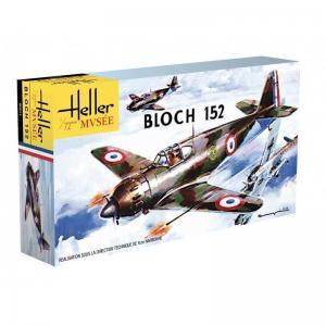 BLOCH 152 C1 - Heller Museum · HE 80211 ·  Heller · 1:72