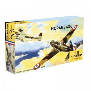 Morane Saulnier 406-C1 - Heller Museum · HE 80213 ·  Heller · 1:72