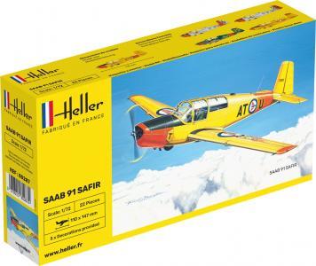 SAAB SAFIR 91 · HE 80287 ·  Heller · 1:72