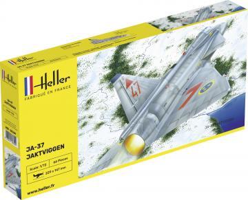 Saab Ja-37 Jaktviggen · HE 80309 ·  Heller · 1:72