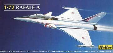 Dassault Rafale A · HE 80320 ·  Heller · 1:72