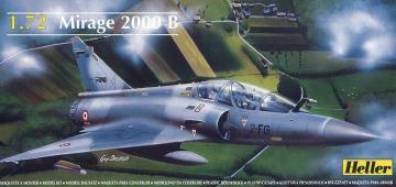 Dassault Mirage 2000 B · HE 80322 ·  Heller · 1:72