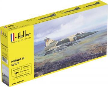 Mirage III E · HE 80323 ·  Heller · 1:72