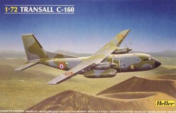 Transall C 160 · HE 80353 ·  Heller · 1:72