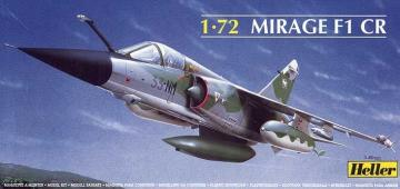 Dassault Mirage F1 CR · HE 80355 ·  Heller · 1:72
