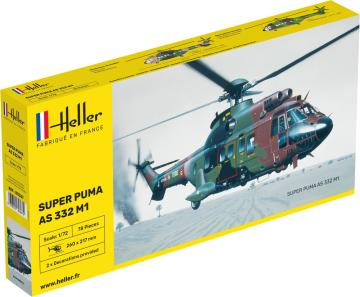 Aerospatiale Super Puma AS 332 M1 · HE 80367 ·  Heller · 1:72