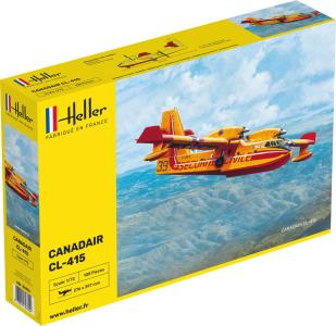 Canadair CL 415 · HE 80370 ·  Heller · 1:72