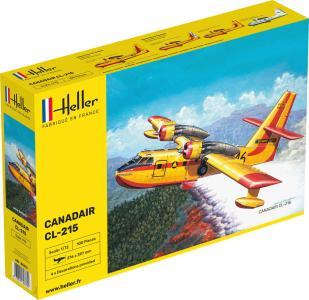 Canadair CL-215 · HE 80373 ·  Heller · 1:72