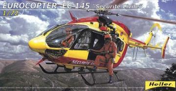 Eurocopter Securite Civile · HE 80375 ·  Heller · 1:72