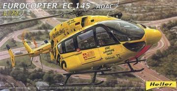 Eurocopter ADAC · HE 80377 ·  Heller · 1:72