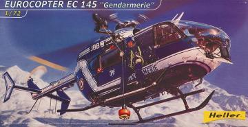 Eurocopter EC 145 Gendarmerie · HE 80378 ·  Heller · 1:72