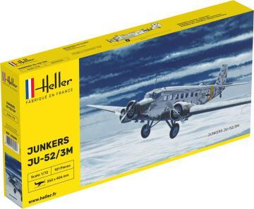 Junkers Ju 52-3m · HE 80380 ·  Heller · 1:72