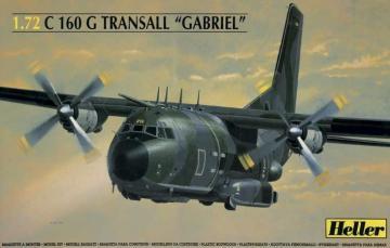 Transall Gabriel · HE 80387 ·  Heller · 1:72