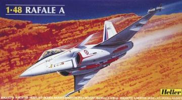 Dassault Rafale A · HE 80421 ·  Heller · 1:48