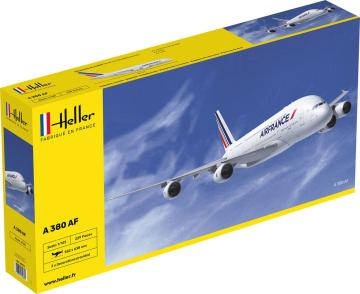 Airbus A380 800 Air France · HE 80436 ·  Heller · 1:125