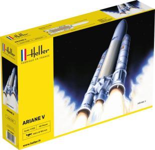 Ariane 5 · HE 80441 ·  Heller · 1:125