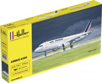 Airbus A 320 · HE 80448 ·  Heller · 1:125
