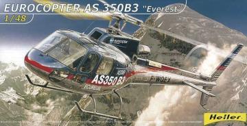 Eurocopter AS 350 Everest · HE 80488 ·  Heller · 1:48