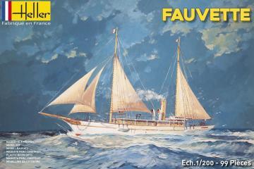 FAUVETTE · HE 80612 ·  Heller · 1:200