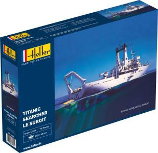 Le Suroit - Titanic Searcher · HE 80615 ·  Heller · 1:200