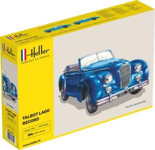 Talbot Largo Record · HE 80711 ·  Heller · 1:24