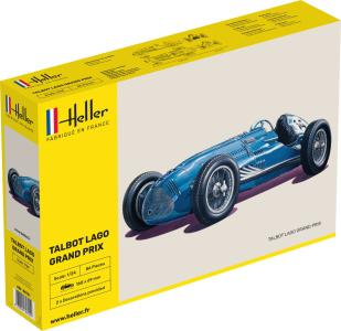 Talbot Lagot GP · HE 80721 ·  Heller · 1:24