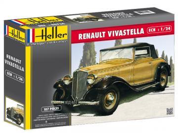 Renault Vivastella · HE 80724 ·  Heller · 1:24