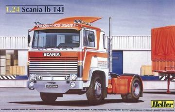 Scania LB 141 · HE 80770 ·  Heller · 1:24