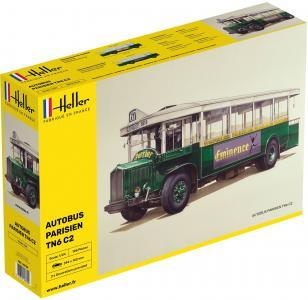 Autobus TN6 C2 · HE 80789 ·  Heller · 1:24