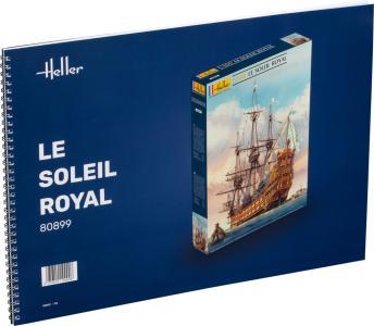 Brochure Soleil Royal · HE 80799176 ·  Heller