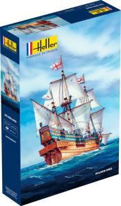 Golden Hind · HE 80829 ·  Heller · 1:200