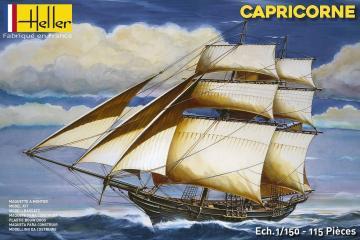 Capricorne · HE 80831 ·  Heller · 1:150
