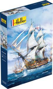 HMS Victory · HE 80897 ·  Heller · 1:100