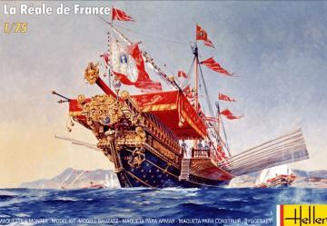 La Réale de France · HE 80898 ·  Heller · 1:75