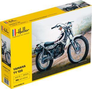 Yamaha TY 125 · HE 80902 ·  Heller · 1:8